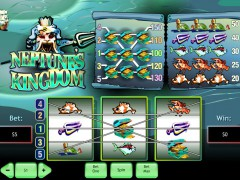 Neptunes Kingdom - Playtech