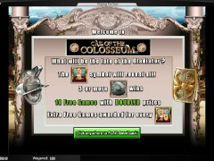 Call of the Colosseum ротативки rotativki77.com Amaya 1/5