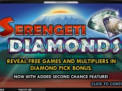 Serengeti Diamonds ротативки rotativki77.com Amaya 1/5