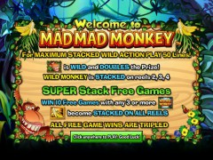 Mad Mad Monkey - Amaya