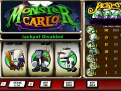 Monster Carlo - OpenBet