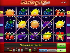 Sizzling Hot Deluxe - Gaminator