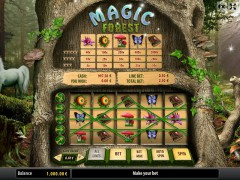 Magic Forest - Gamescale
