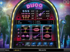 Disco Slot - Gamescale