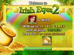 Irish Eyes 2 - SkillOnNet