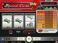 Speed Cash - Play'nGo