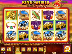 King of Africa ротативки rotativki77.com William Hill Interactive 1/5