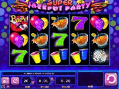 Super Jackpot Party ротативки rotativki77.com William Hill Interactive 1/5