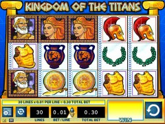 Kingdom of the Titans ротативки rotativki77.com William Hill Interactive 1/5