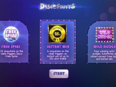 Disco Fruits - Cayetano Gaming