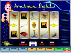 Arabian Nights - Leander Games