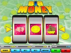 Big Money - Leander Games