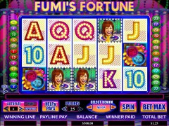 Fumi's Fortune - CryptoLogic