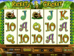 Rickety Cricket - CryptoLogic