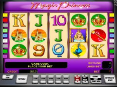 Magic Princess - Gaminator