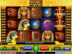 Treasure of the Pyramids ротативки rotativki77.com 1X2gaming 2/5