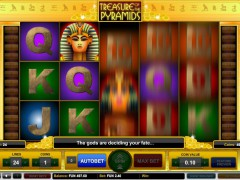 Treasure of the Pyramids ротативки rotativki77.com 1X2gaming 4/5