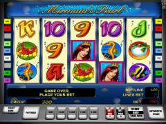 Mermaid's Pearl ротативки rotativki77.com Gaminator 1/5