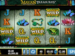 Mayan Treasures - Bally