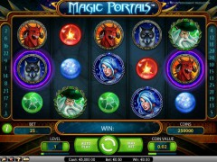 Magic Portals ротативки rotativki77.com NetEnt 1/5