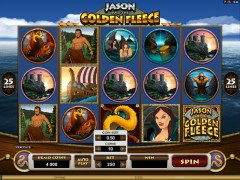 Jason And The Golden Fleece - Quickfire