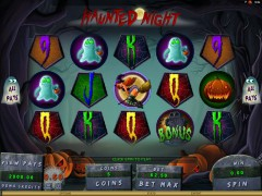 Haunted Night - Quickfire