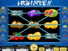 High Five II - Kajot Casino