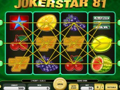 Joker Star 81 - Kajot Casino