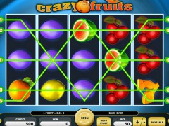 Crazy Fruits - Kajot Casino