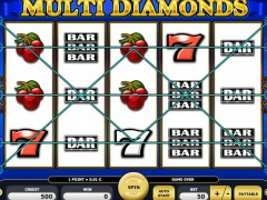 Multi Diamonds - Kajot Casino