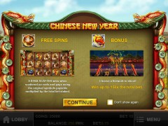 Chinese New Year - Play'nGo