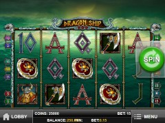 Dragonship - Play'nGo