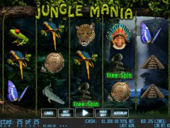 Jungle Mania - World Match