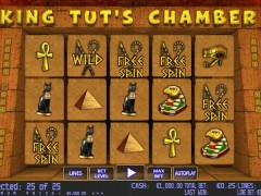 King Tut's Chamber ротативки rotativki77.com World Match 2/5
