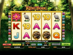 King Tiger - Microgaming