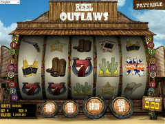 Reel Outlaws - Betsoft