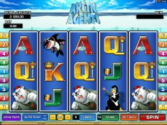 Arctic Agents - Microgaming