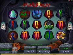 Haunted Night - Microgaming