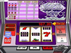 Diamond Progressive - Betsoft