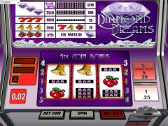 Diamond Dreams - Betsoft