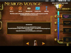 Nemos Voyage ротативки rotativki77.com William Hill Interactive 5/5