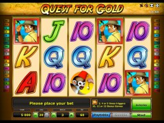 Quest for Gold ротативки rotativki77.com Gaminator 1/5
