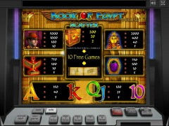 Book of Egypt Deluxe ротативки rotativki77.com Gaminator 2/5