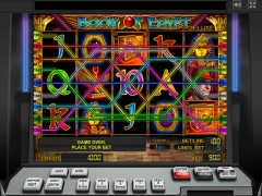 Book of Egypt Deluxe ротативки rotativki77.com Gaminator 4/5