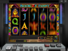 Book of Egypt Deluxe ротативки rotativki77.com Gaminator 5/5