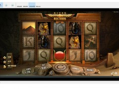 River of Riches - Microgaming