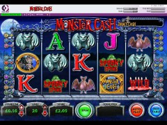 Monster Cash ротативки rotativki77.com OpenBet 1/5