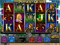 The Prince's Quest - iSoftBet