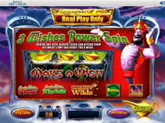 Genie Jackpots ротативки rotativki77.com Blueprint Gaming 1/5