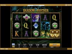 Shadow of the Panther - High5Games